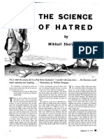 The Science of Hatred - Mikhail Sholokhov