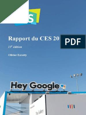 Rapport Ces 2018 Olivier Ezratty Traductions Internet