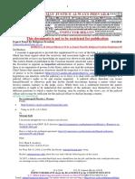 20180215-G. H. Schorel-Hlavka O.W.B. to Expert Panel Re Religious Freedom-Supplement 03