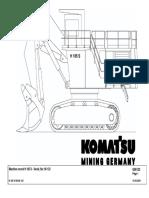 Komatsu Demag h185