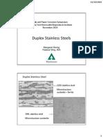2014 Corrosion Symposium - Pulp Mill