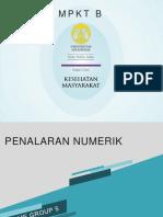 Penalaran Numerik MPKT-B