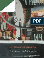 The Master and Margarita - Mikhael Bulgakov