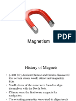 Magnetism Part 1