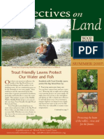 Wood River Land Trust Newsletter Summer 2007