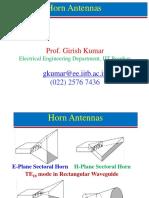 Horn Antennas Part 1