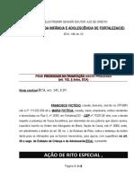 Acao Adocao Menor Casal Habilitado Requisitos Legais Satisfeitos Juizado Infancia Adolescencia Modelo 290 BC279