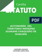 Cartilla Huacaya Final