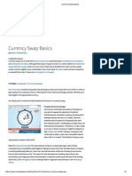 Currency Swap Basics