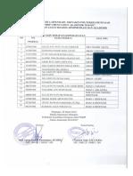 Pengumuman Lulus PMDP D-IV JKP