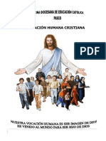4to Grado - La Vocación Humana Cristiana
