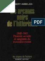 1990 - Les arcanes noirs de l'hitlerisme - Ambelain Robert.epub