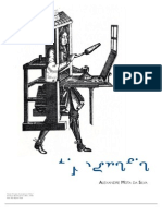 Classificação Tipográfica