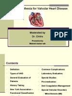 Valvular Heart Disease v6