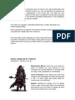 NPC para D&D 5ed