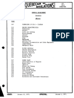 Dc 3 General Arrangement Part 1
