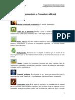 Mini Diccionario de La Protección Ambiental