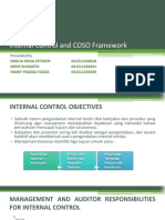 Internal Control and COSO Framework
