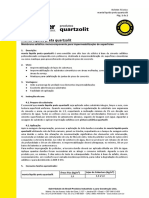 Manta Liquida Preta Quartzolit-1