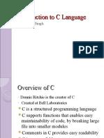 C Presentation