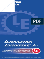 Lube Reference Guide