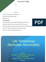 9 Electrolyte Abnormality 2