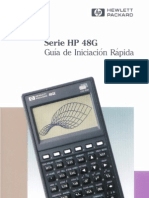 Manual Calculadora Hp48g