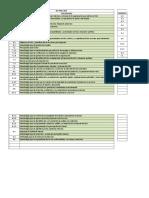 Información documentada ISO 9001:2015 e ISO 14001:2015
