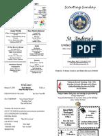 St Andrews Bulletin 021118 b