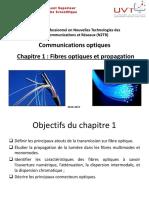 Chapitre 1 Fibres Optiques