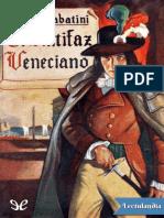El Antifaz Veneciano - Rafael Sabatini