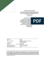 Projet de Rapport ASSOAL Envoyé à Bruxelles Pour 5è Correction