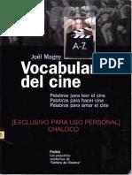 Magny, Joël - Vocabularios Del Cine