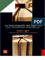 La historiografia del siglo xx