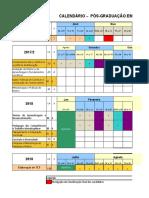 Calendário – Pós-graduação (Pce-2017_2018)