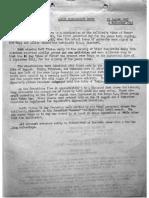 462 Bomb Group, Mission Narratives
