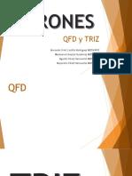 QFD y TRIZ dron.pptx