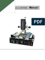ZM R380B Manual