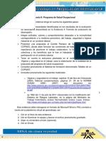 10 Evidencia 09 Programa de Salud Ocupacional