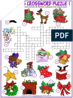 christmas vocabulary esl crossword puzzle worksheets for kids.pdf