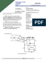 Datasheet OCP8162A