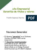 2. Garantias Titulos Valores Franklin