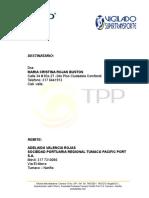 Envios Documentos