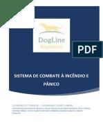 PROJETO DO SISTEMA DE COMBATE � INCÊNDIO E PÂNICO 2 (1)