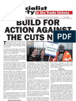 TUC 2010 Socialist Party Bulletin