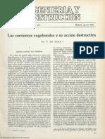 Corriente Vagabunda 1933