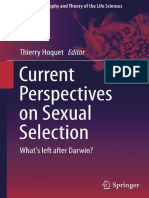 Boek - Current persepctives on sexual selection.pdf