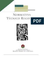 Resolución-General-001-2007-Normativa-Técnico-Registral