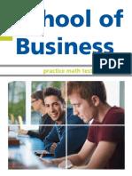 Centennial College Business Mathematics Practice Test