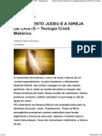 O casamento Judeu e a Igreja de Cristo.pdf